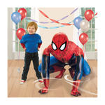 Folienballon Spiderman Airwalker, 91 x 91 cm