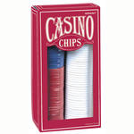Poker Chips Set, 150 St�ck