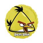 SALE Folienballon Angry Birds Yellow Bird, 45 cm