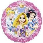 Folienballon Disney Princesses Portrait 45 cm