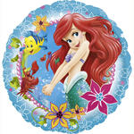 Folienballon Arielle - Under The Sea, 45 cm