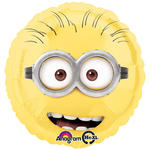 SALE Folienballon Minion, ca. 45 cm