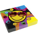 Servietten Smiley Express Yourself 33cm 20 Stk