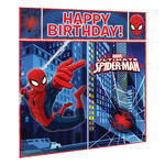Wand-Deko Ultimate Spiderman, 5-teilig