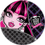 SALE Teller Monster High, 23 cm, 8 Stk.