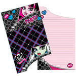 SALE Einladungskarten Monster High, 6 Stk.