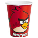 SALE Becher Angry Birds 8 Stk. 250 ml