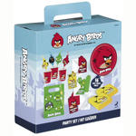 SALE Party Koffer Angry Birds, 56 tlg.