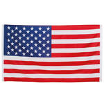 Flagge USA Party, 90x150cm