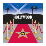 SALE Servietten Movie Hollywood, 33x33 cm, 16 Stk.