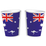 Becher Australien 10 Stk,  0,2 ml