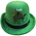 Hut Bowler, St. Patricks Day, gr�n, 1 St�ck