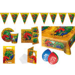 Party Paket Dino Party, 48-teilig