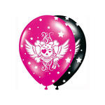 Luftballon Pirate Girl, 8 St�ck