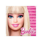 SALE Servietten Barbie Fabulous, 33 x 33 cm,