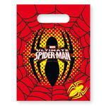 SALE  Geschenkt�ten Ultimate Spiderman, 6 St�ck