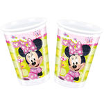 Becher Minnie Mouse, 200 ml, 8 St�ck