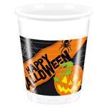 SALE Becher Halloween New, 200 ml, 8 Stk.