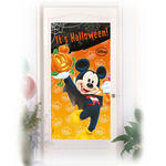 SALE T�r-Deko Mickey Halloween, 76x152 cm