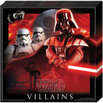 SALE Servietten Star Wars, 33x33cm, 20 Stk