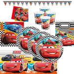 Party-Set Cars RSN, 62 tlg.