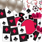 Party-Set-Premium für 8 Gäste Poker Night