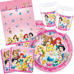 NEU Party-Set-Basic für 8 Gäste Disney Princess