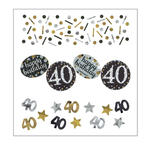 NEU Konfetti Happy Birthday Sparkling 40, 34 g