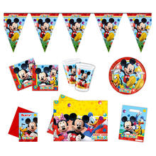 Partypaket Mickey Mouse