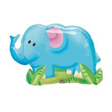 SALE Folienballon Elefant, 83 x 56 cm