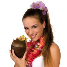 Kokosnussbecher