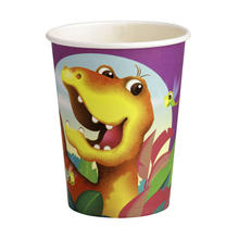 SALE Becher Dino, 8 Stk.