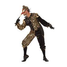 Harlekin Kostüm XL