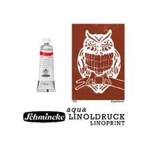 Schmincke Aqua-Linoldruck