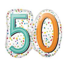 Deko 50. Geburtstag