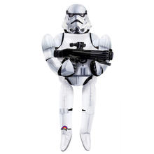 Folienballon Stormtrooper Airwalker
