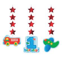 Deko 1. Geburtstag