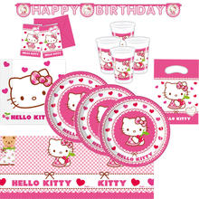 Party-Set Hello Kitty, 62 tlg.