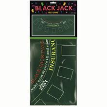 blackjack tischdecke