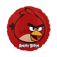 SALE Folienballon Angry Birds Red Bird, 45 cm