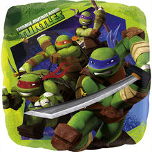 Folienballon Ninja Turtles, 45 cm