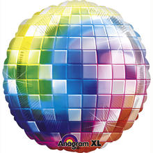 Folienballon 70's Disco Fever Jumbo, 81 cm