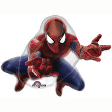 SALE Folienballon Amazing Spiderman XL, 96x73 cm