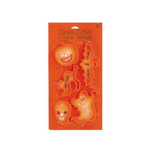 SALE Pl�tzchen-Form Halloween, 5 Motive