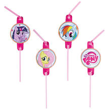 Trinkhalme My Little Pony, 8 St�ck