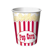 Becher Movie PopCorn, 256 ml, 8 Stk.