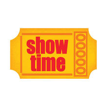 SALE Einladung Movie Show-Time, 8 Stk.