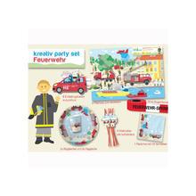 Kindergeburtstag Feuerwehr