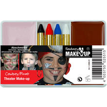 Schmink-Set Theater Make-Up Cowboy
