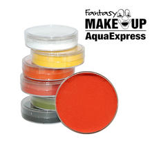 Aqua Express Schminke, 15g, Orange